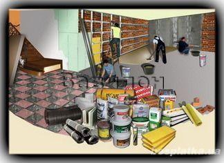 Помощь в закупке строительных материалов