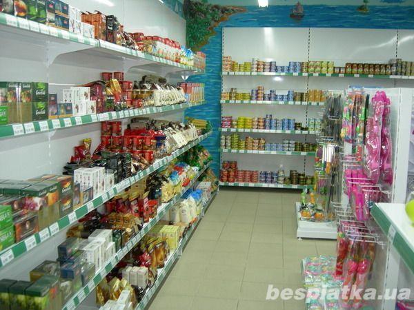 Фото 2 - Продам торговые металлические стеллажи для магазинов формата дрогери