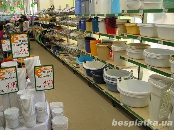 Фото 4 - Продам торговые металлические стеллажи для магазинов формата дрогери