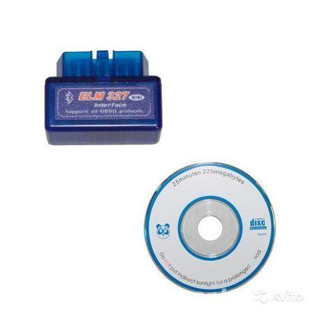 Фото 2 - Сканер ELM327 OBD-IIOBD2 super mini Bluetooth