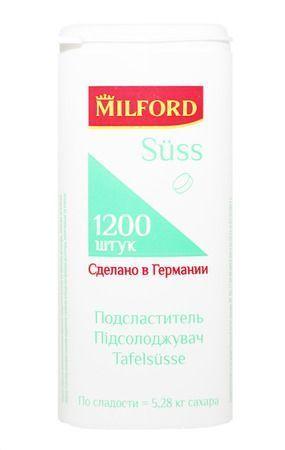 Milford заменитель сахара - 1200 шт
