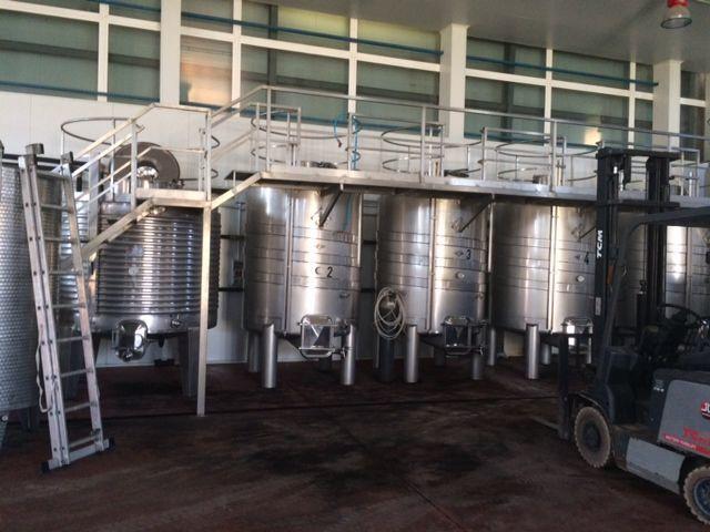 Фото 3 - Продажа винного завода в Испании