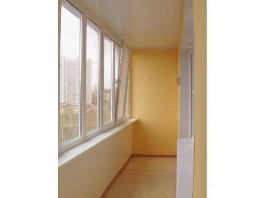 Фото 5 - Расширение балконов, балконы под ключ!
