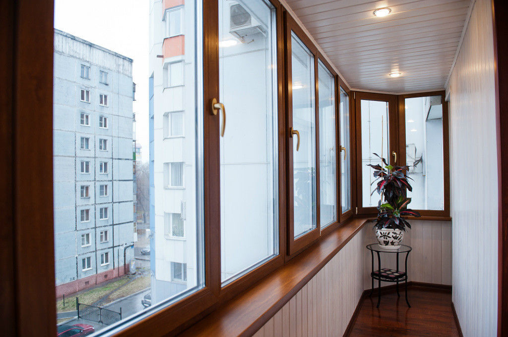 Фото - Расширение балконов, балконы под ключ!