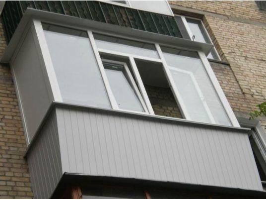 Фото 6 - Расширение балконов, балконы под ключ!