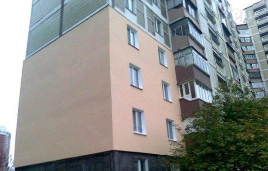 Фото 10 - Утепление фасадов. Фасадные работы.