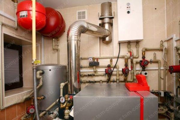 Ремонт газовых колонок, котлов, водонагревателей, кондиционеров