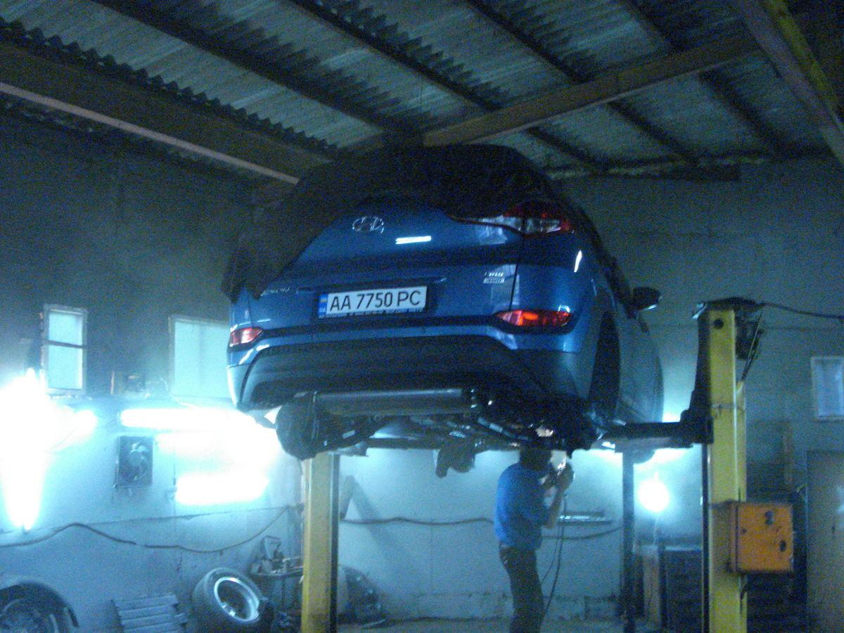 Фото 5 - Антикоррозионная обработка авто