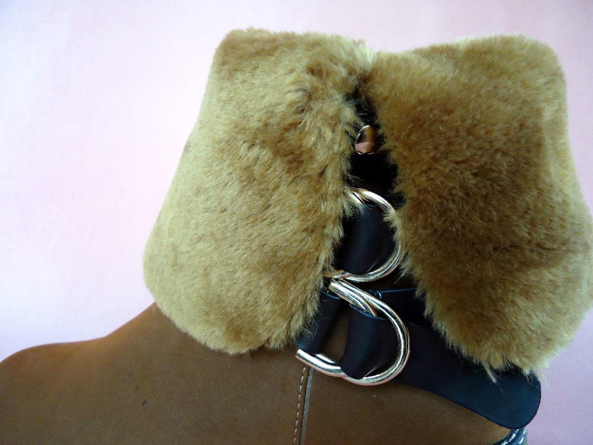 Фото 5 - Зимние, стильные, женские полусапожки. Есть все размеры 36-41.