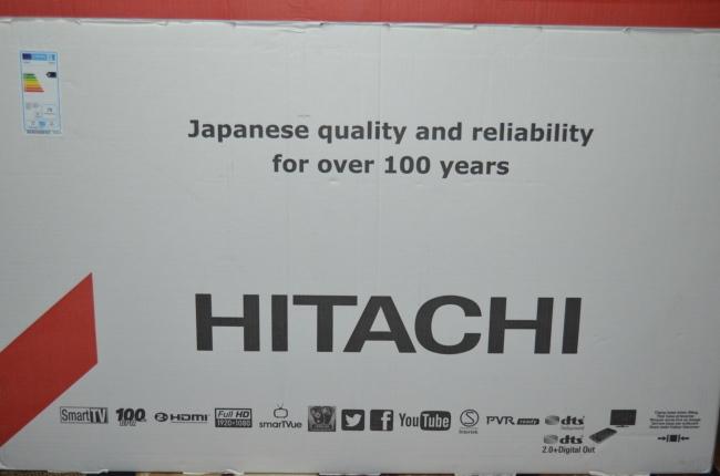 Фото 9 - Телевизор HITACHI 43HBT42 LED SMART FullHD!