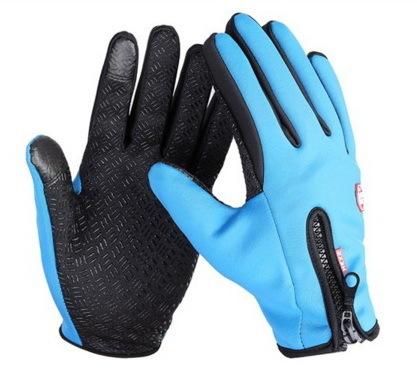 Фото 3 - Продам перчатки из ткани windstopper для спорта и активного отдыха