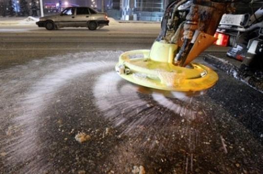 Фото 2 - Техническая соль в мешках по 40кг. с доставкой по Киеву и Области