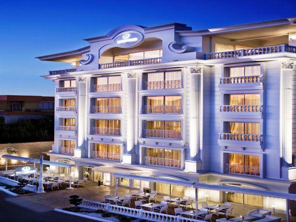 Фото - Продам элитный  отель в Турции, Анталия