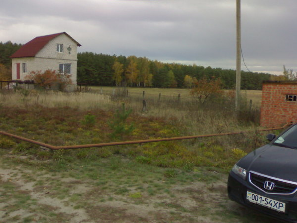 Продам свой участок в Хорошево