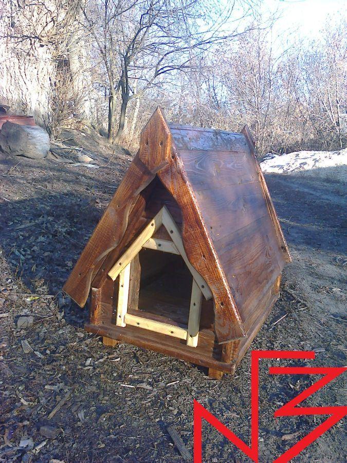 Фото 3 - Будка для собаки (овчарки)