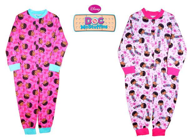 Пижамы сдельные слипы человечек хлопок Доктор Плюшева 6060e244d2652