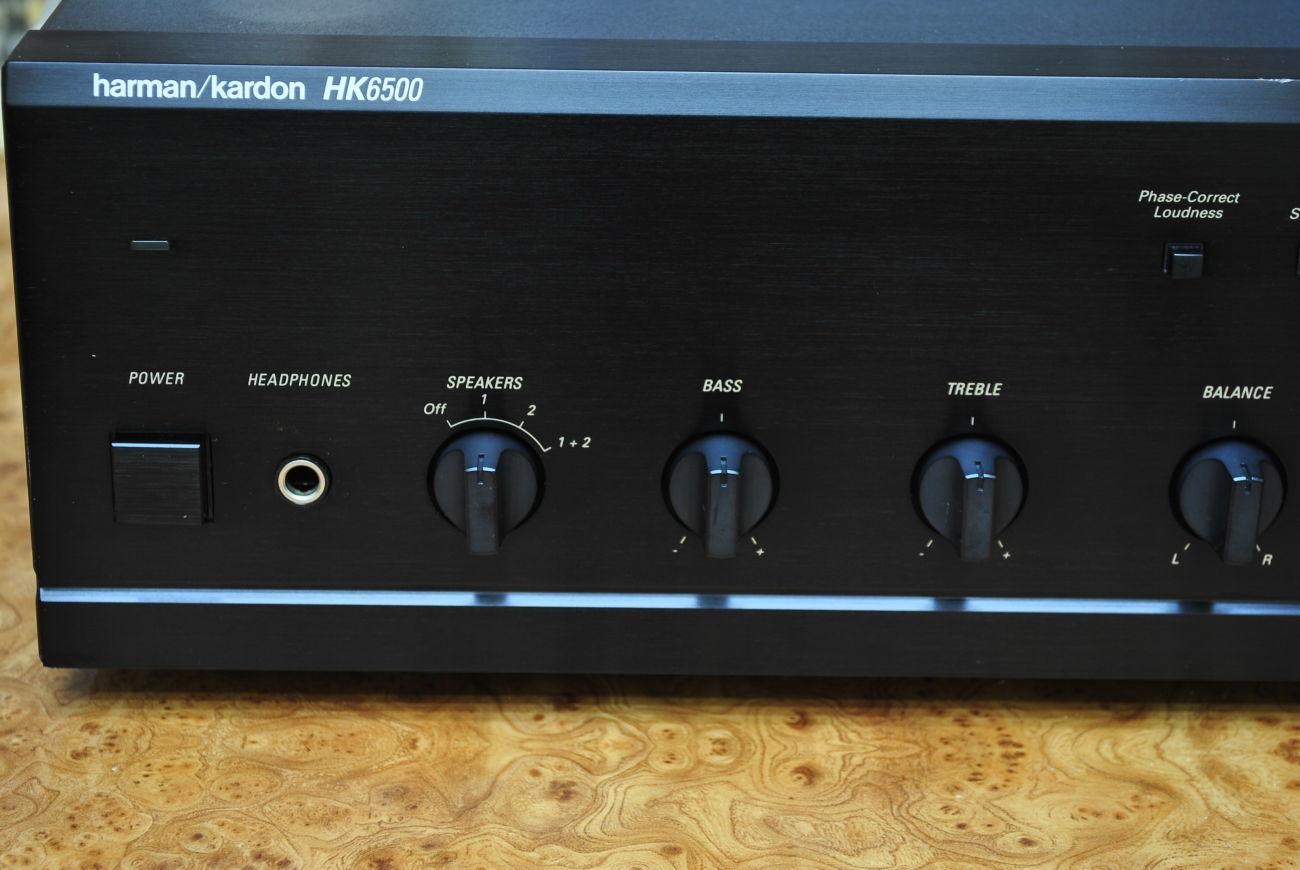 Фото 5 - Hi-End усилитель Harman/Kardon HK6500 (277). И другое аудио!