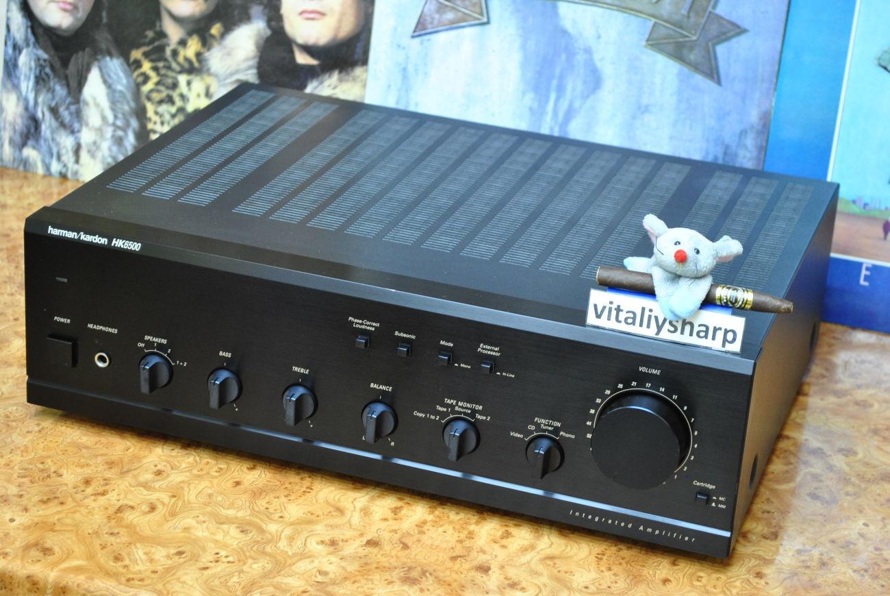 Фото 10 - Hi-End усилитель Harman/Kardon HK6500 (277). И другое аудио!