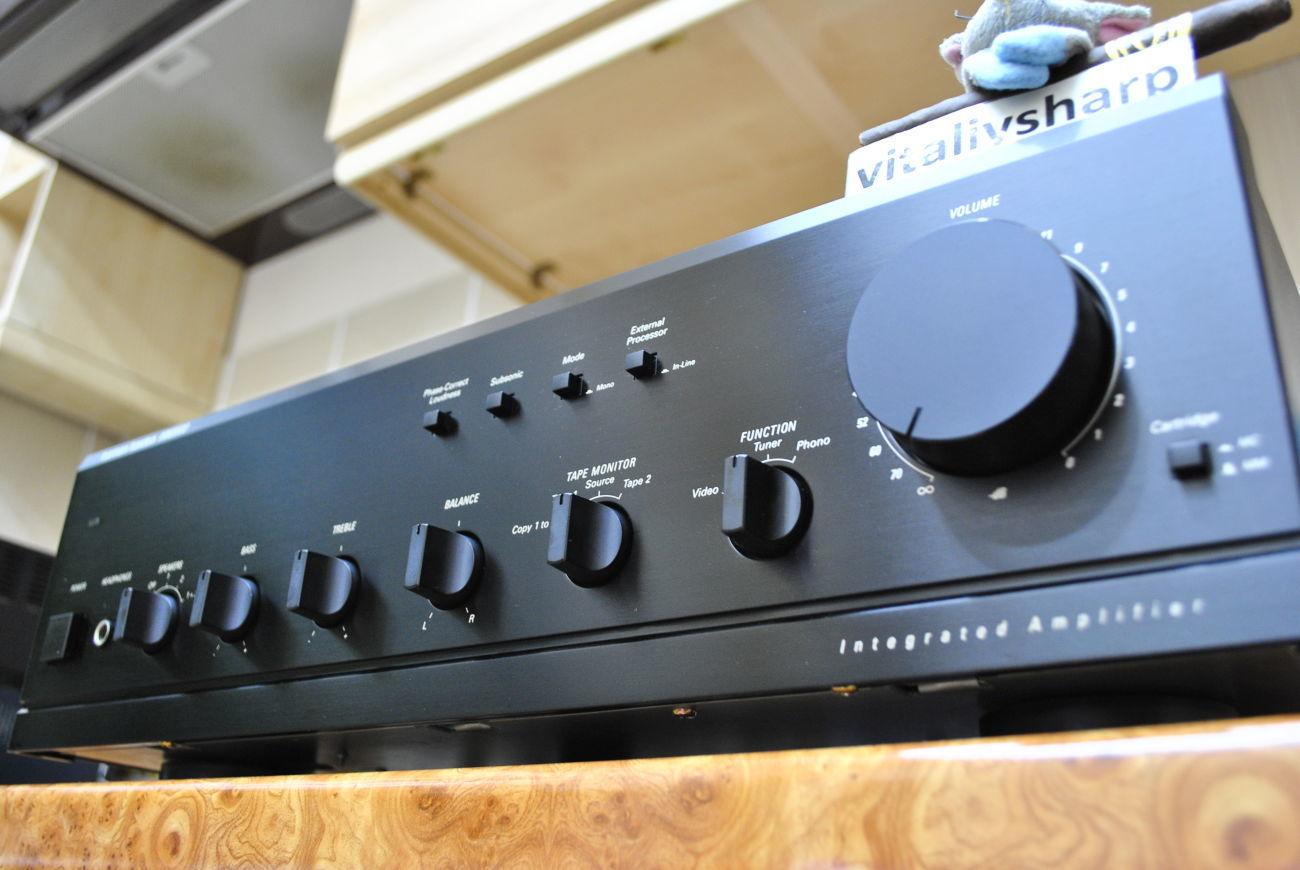 Фото 2 - Hi-End усилитель Harman/Kardon HK6500 (277). И другое аудио!