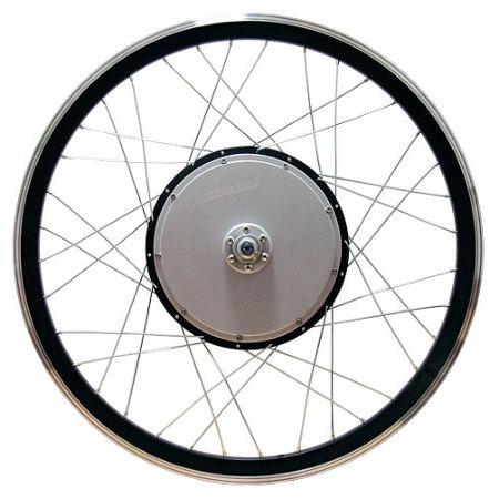 Мотор-колесо для переделки любого велосипеда в электровелосипед.