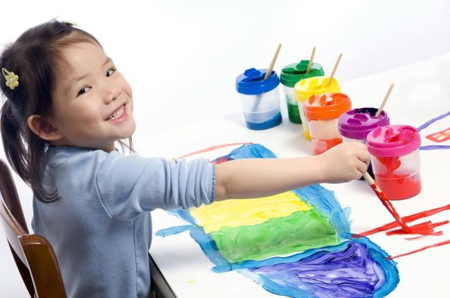 Фото - Живопись, уроки рисования для детей от 3-х лет!