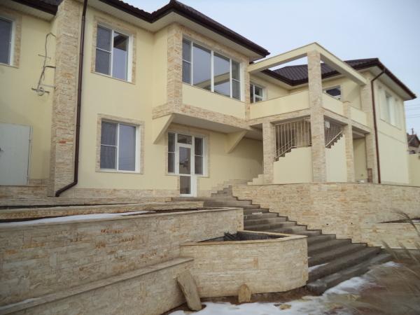 Новый дом с видом на Днепр!