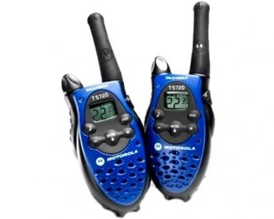 Фото - радиостанция Motorola T5720 (пара)