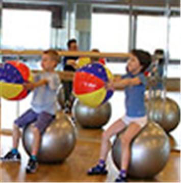 Фото - Детский фитнес