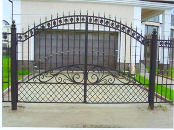 Фото - Кованые ворота