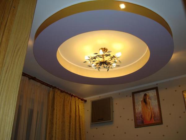 Ремонт потолков в доме своими руками