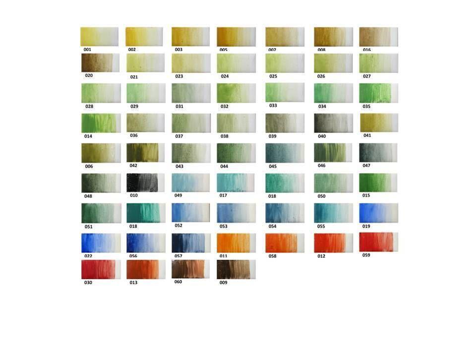 Фото - Краски над глазурные - керамические