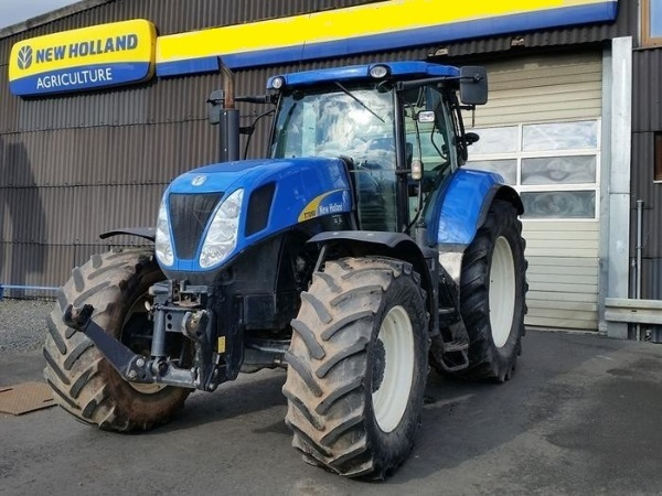 Фото - Б/У Трактор New Holland T7050 POWER COMMAND