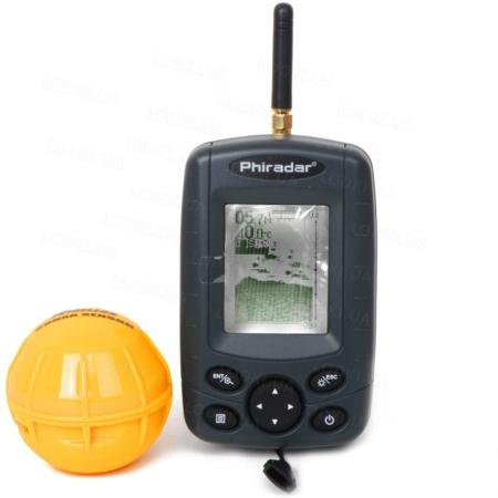 Эхолот Phiradar Ff168w безпроводной