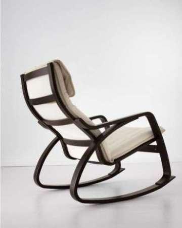Кресло-качалка икеа ikea