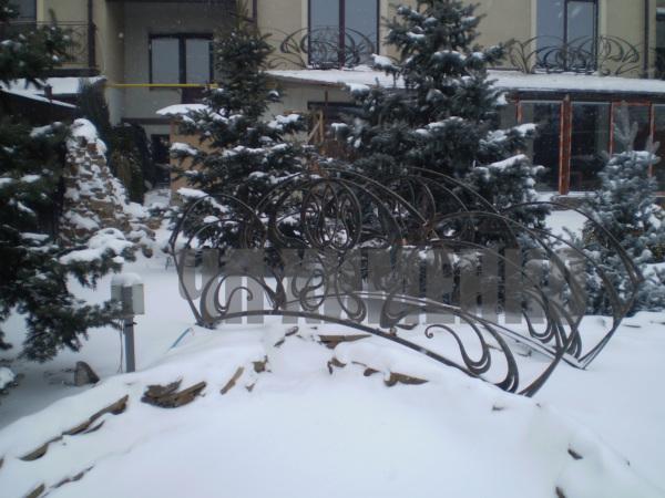 Фото 3 - Художественная ковка в Харькове под заказ