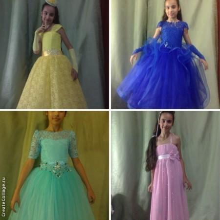 8846d0c75971f3 бальное платье для девочки на выпускной в садик,школу: 760 грн ...