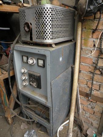 Фото 6 - Электро погрузчик Немецкий на 1 тонну