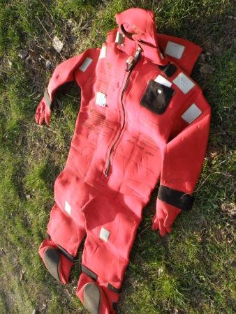 Фото 3 - Гидро-костюм спасательный для взрослого производство США.
