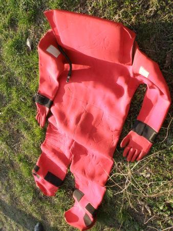 Фото 2 - Гидро-костюм спасательный для взрослого производство США.