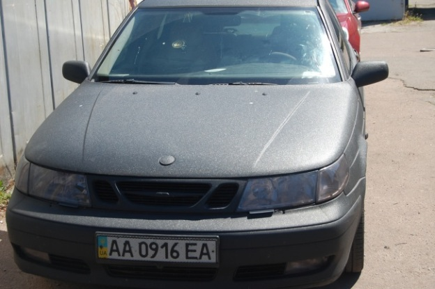 Фото - Saab 9-5 1999 г.в Cрочно!