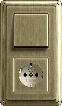 18/04 до 31/06 цена на розетки выключатели GIRA ClassiX -10%!