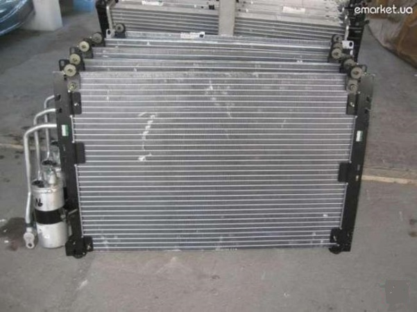 Радиатор кондиционера mitsubishi asx соката