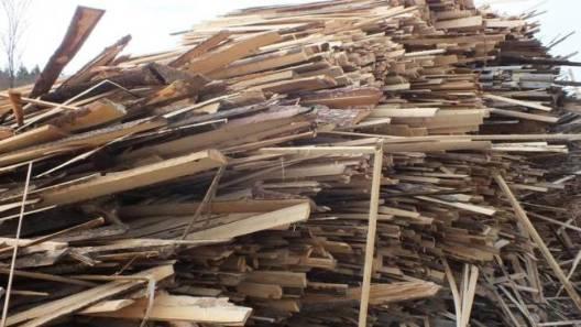 Фото - Продам дрова сосновые / горбыль