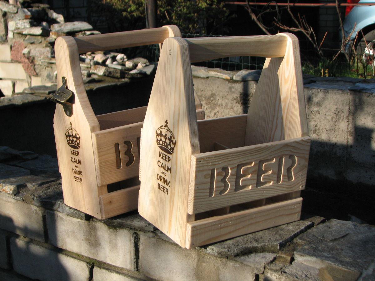Фото - Ящик для пива.