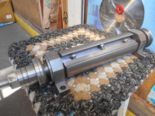 Вал на фрезер ,фуганок цыркулярку: 1 500 грн ID96