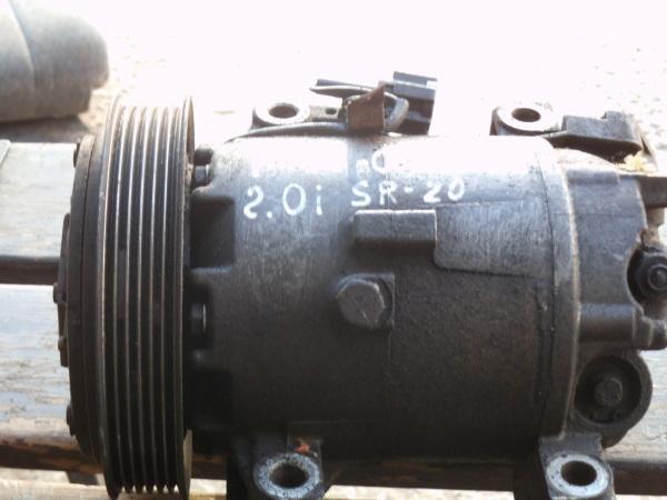 компрессор кондиционера ниссан р-11 2,0i