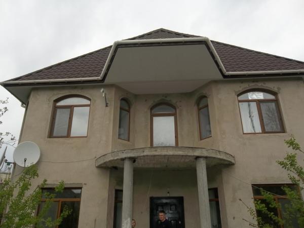 Добротный новый дом в районе типографии! 7643