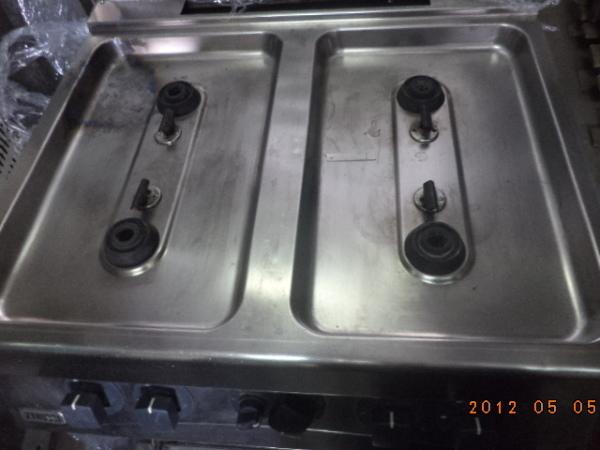 Оборудование для газовой кухни, б/у.