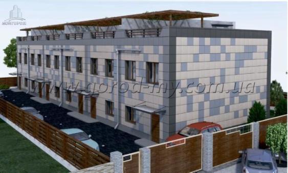 Продам таунхаус 130 кв.м. в элитном новострое - ДИИТ, пр. Гагарина