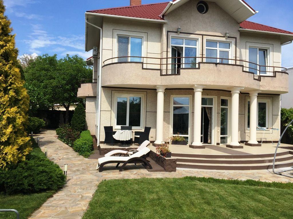 2 этажный дом Авдеева Черноморского
